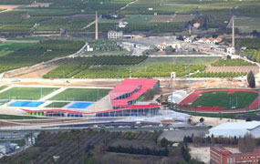 Spanish football trial facilities